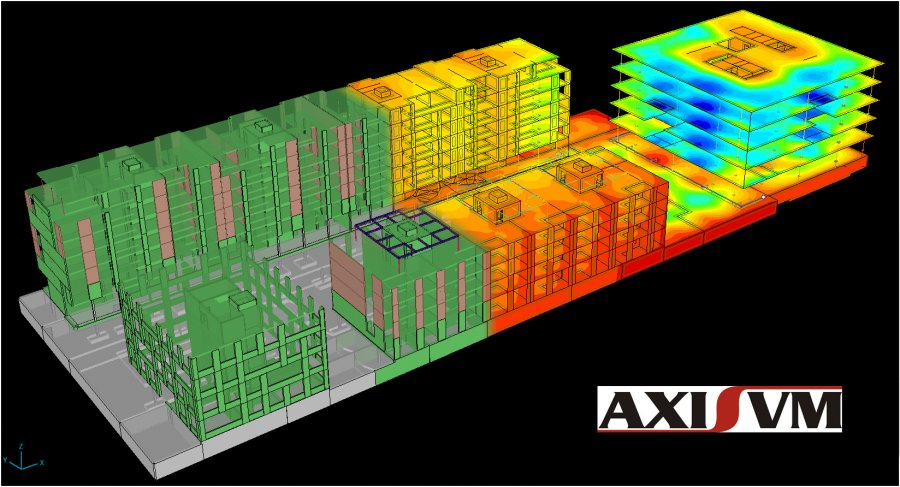 Axisvm Structural Analysis And Design Software