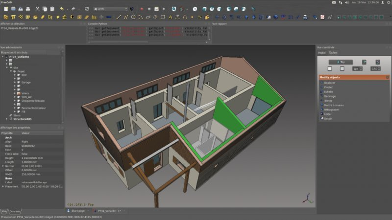 Freecad Parametric 3d Cad Modeler Software