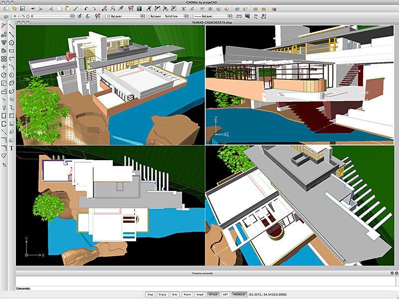 cad interior design software for mac os