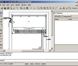 A9CAD screenshot