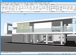 BricsCAD screenshot