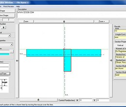 CBeam Composite Beam screenshot