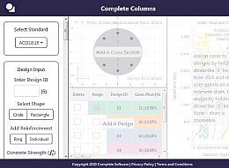 Complete Columns screenshot