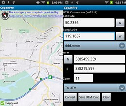 Copan Pro For Android screenshot