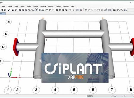CSiPlant screenshot