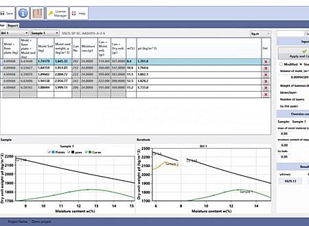 Dartis Proctor Suite screenshot