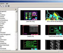 DWGSee DWG Viewer screenshot