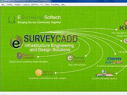 ESurvey CADD screenshot