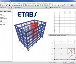 ETABS screenshot