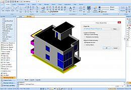 GstarCAD Architecture screenshot