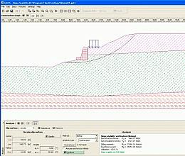 Oasys Slope screenshot