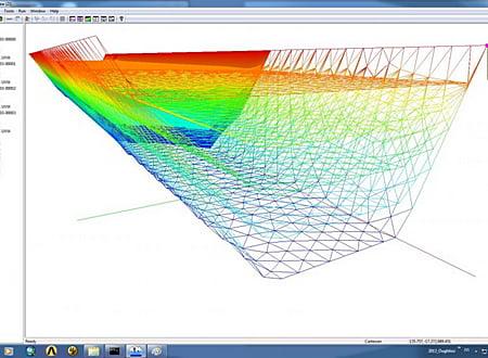 Open Telemac-Mascaret screenshot