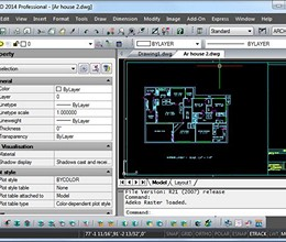 ProgeCAD screenshot
