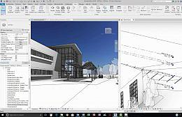 Revit screenshot