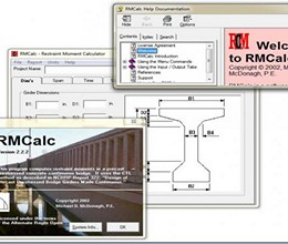 RMCalc screenshot