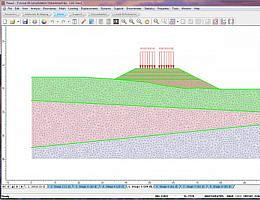 RS2 - Finite Element Analysis for Excavations and Slopes Software
