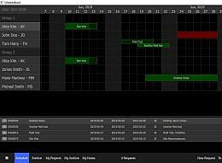ScheduleBoard screenshot