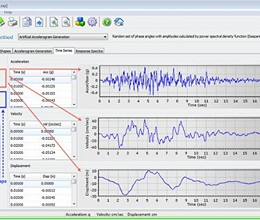 SeismoArtif screenshot