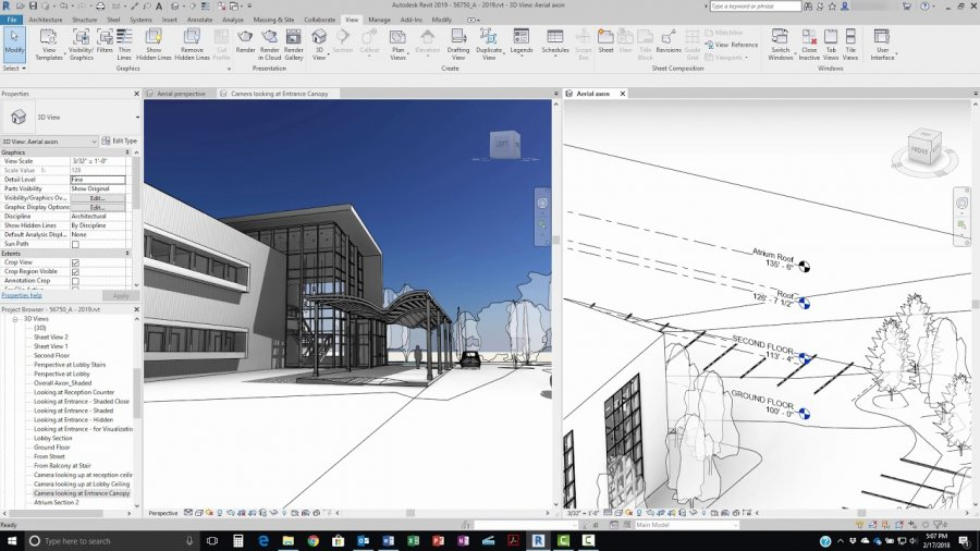 Revit Bim Tools For Architectural Design Mep And Structural Engineering Software