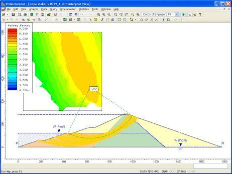 Slide - 2D Limit Equilibrium Slope Stability Analysis Software