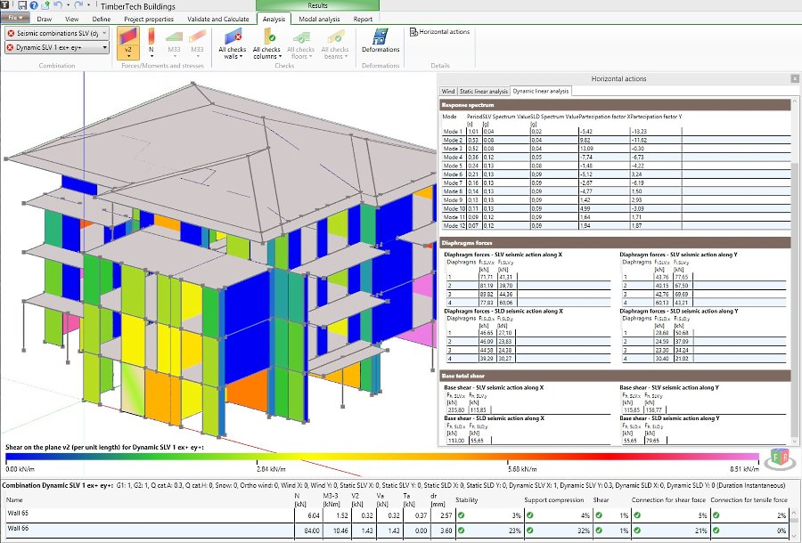 TimberTech Buildings - Structural Analysis and Design of