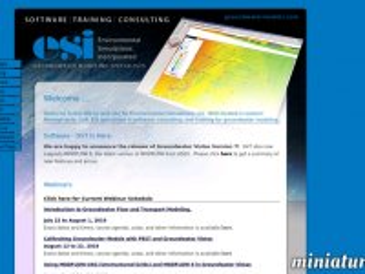 Environmental Simulations, Inc.