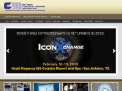 National Concrete Masonry Association