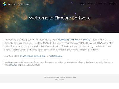 Simcore Software