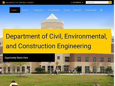UCF Civil Engineering