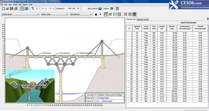 how to build a cheap bridge on westpoint 2016